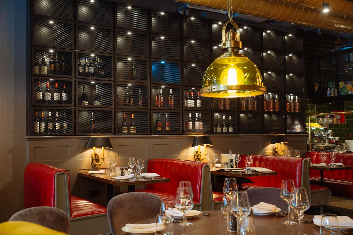Kibele –  175 Great Portland St, London, W1W 5PJ